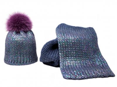 Cappello e sciarpa