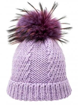 Cappello lilla